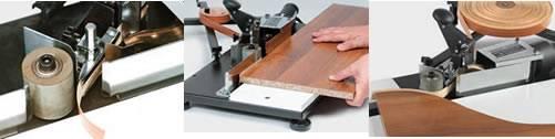 Chapadora manual para trabajar la madera Femi IB500