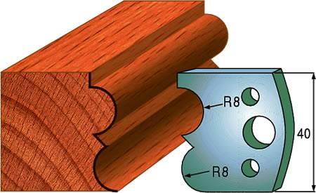 Cuchillas HS para moldura de madera Nacela