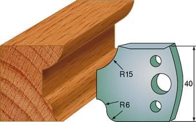 Cuchillas para corte de madera
