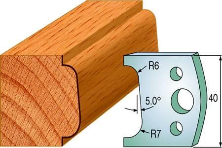 Cuchillas y contracuchillas calidad SP para cabezales portacuchillas ref:692 y693