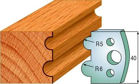Cuchillas para madera que realizan tapetas en muebles