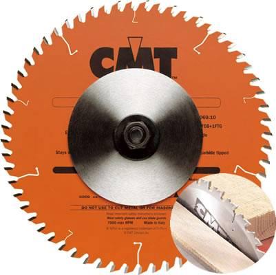 Plato estabilizador para sierras circulares para madera y aluminio