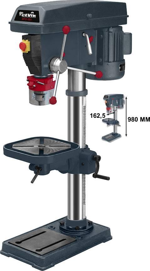 Taladro de columna vertical para brocas hasta 23 mm de diametro