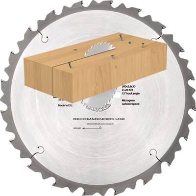 Sierras circulares para la construccion con limitador antirretroceso