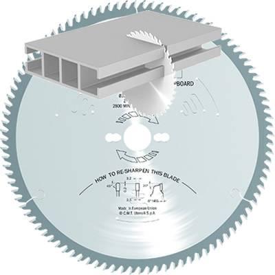 Sierras circulares para aluminio sobre maquinas portatiles
