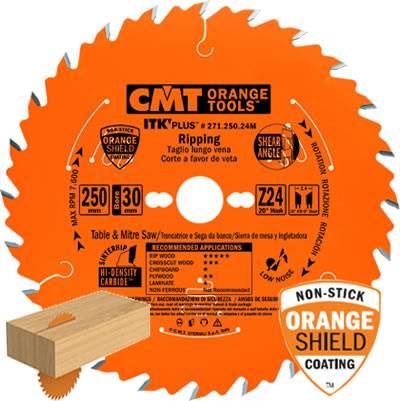 Sierra circulare de corte extrafino para el corte de madera a favor de la veta