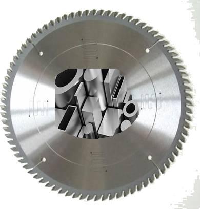 Discos para cortar aluminio macizo extrusionado