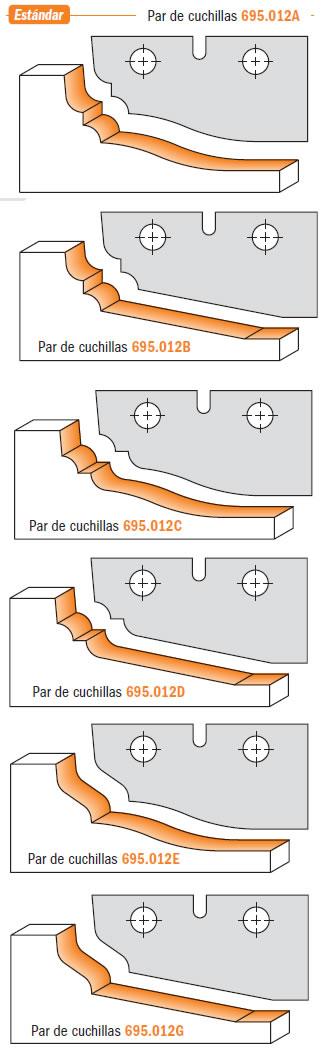 Cchillas madera para realizar plafones horizontales en madera y tableros