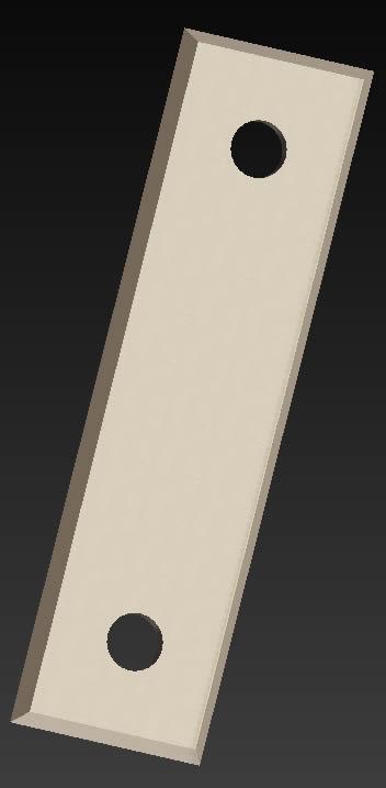 Cuchillas para madera de 2 cortes rectos + 2 cortes inclinados para entrar taladrando