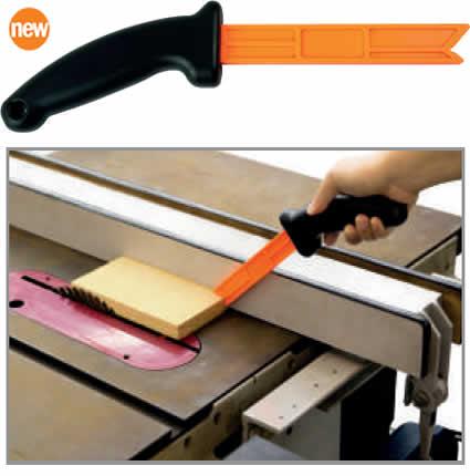 Palo empuje pusch stick para sierras circulares de mesa