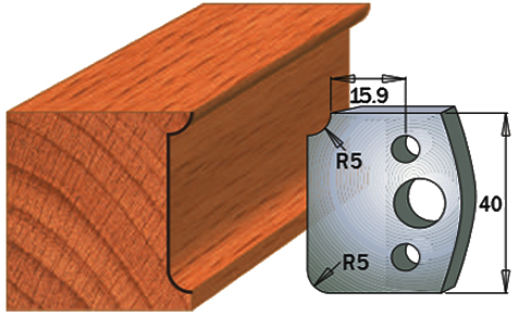 cuchilla para madera 690172