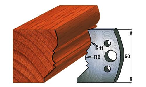 cuchilla madera 690503