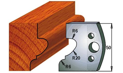 cuchilla madera 690505