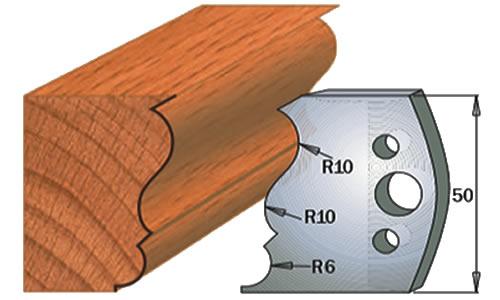 cuchilla madera 690506