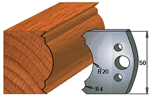 cuchilla madera 690507
