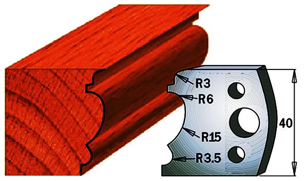 cuchillas madera 690104