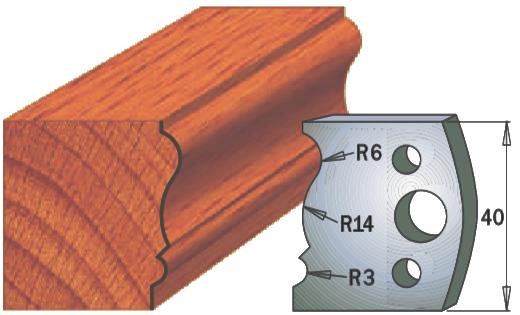 cuchilla madera 690106