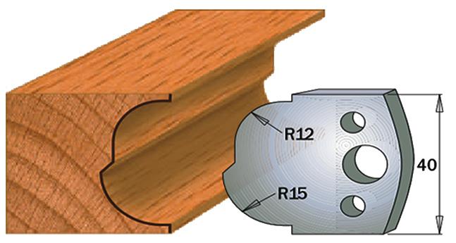 cuchillas madera 690115