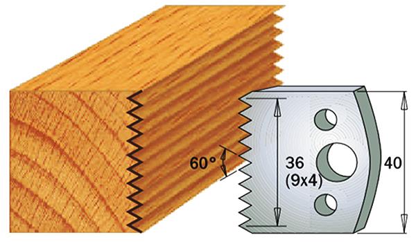 cuchillas madera 690117