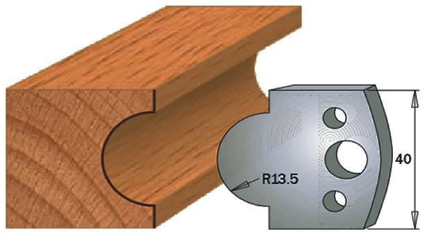 cuchillas madera 690118