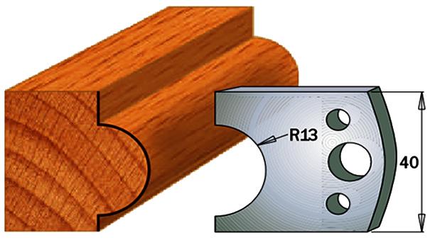 cuchilla madera 690119