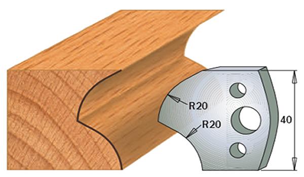 cuchillas madera 690120