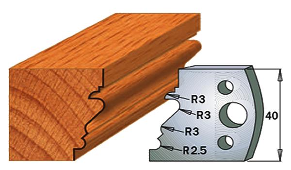 cuchilla madera 690122