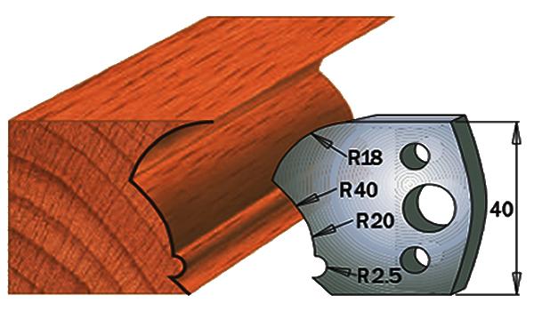 cuchillas madera 690123