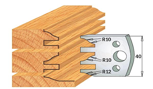 cuchillas madera 690124