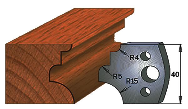 cuchilla madera 690129