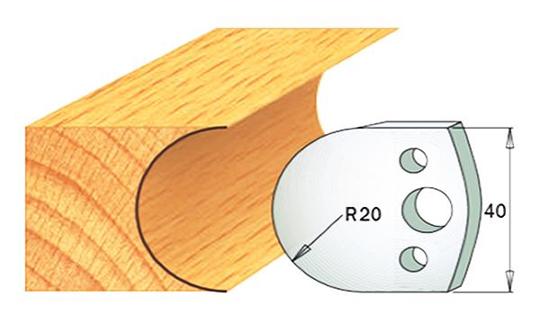 cuchilla para madera 690131