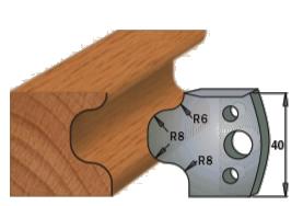 cuchillas contracuchillas 690056 moldura madera