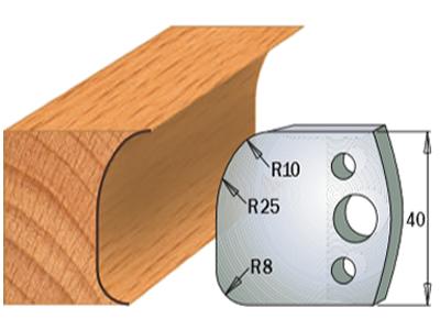 cuchillas madera 690062