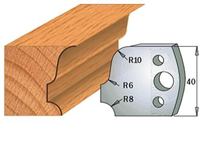 cuchillas madera 690064