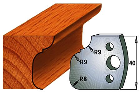 cuchillas madera 690068