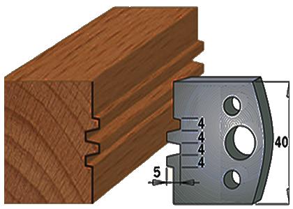 cuchilla madera 690075