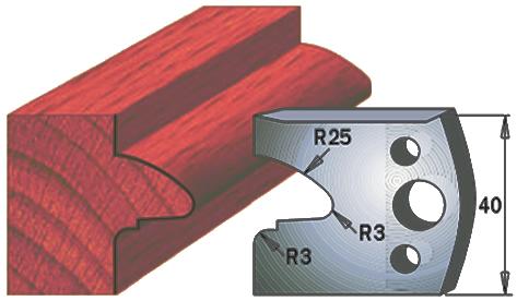 cuchilla madera 690078