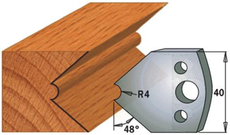 cuchillas madera 690080