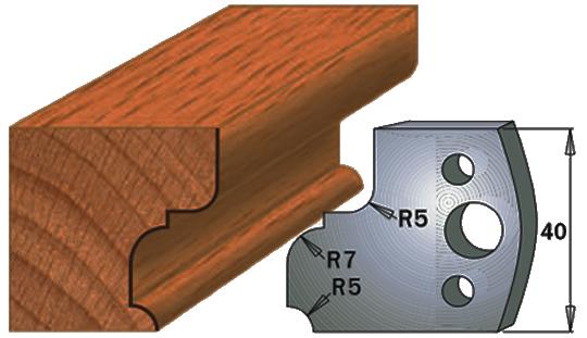 cuchilla madera 690082