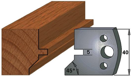 cuchilla madera 690083