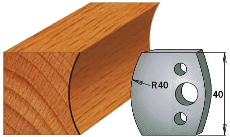 cuchilla madera 690087