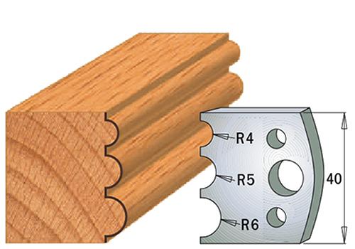 cuchilla madera 690090