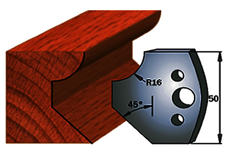 cuchillas para madera 690569