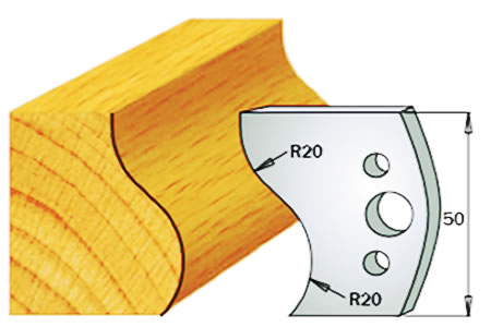 cuchillas para madera 690571