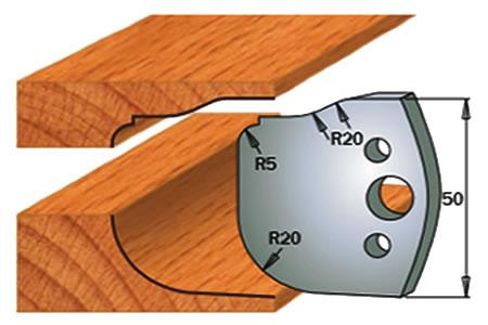 cuchillas para madera 690577