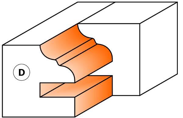 portacuchillas Cuerpo de aleación especial de aluminio de alta resistencia a la tracción y la flexión.