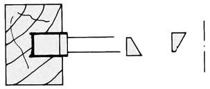 FRESA PARA RANURAR Z=2 + V=4