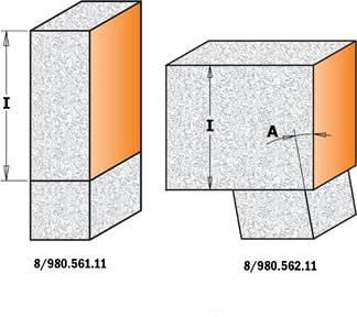 Portacuchillas para recortar sus lavabos,Estos portacuchillas estan equipados con rodamiento cónico en Delrin® que se adaptan a la inclinación de la parte inferior del lavado