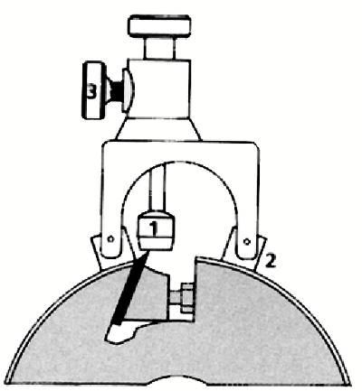 Los calibradores magnéticos permiten una exacta y rápida calibracion de las cuchillas tanto para ejes de cepilladoras,regruesadoras o portacuchillas de moldureras