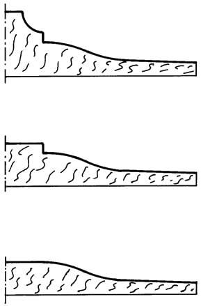 Herramienta para plafones con cuchillas md reafilables y bisel perfilado